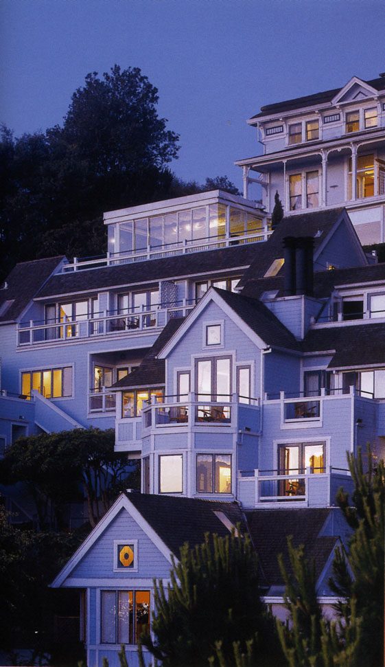 Truexcullins Interiors Studio Has Been Hired By Terra Resort Group To Design The Renovations Of Historic Casa Madrona Hotel Spa Located In Sausalito