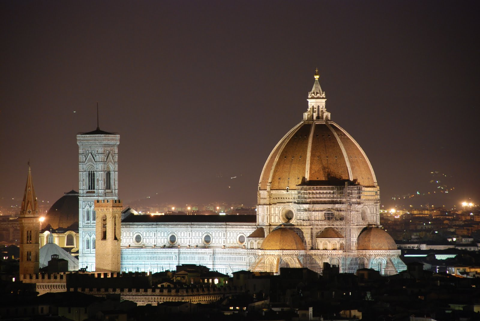 Brunelleschi s dome truexcullins architecture interior for Interior design jobs in florence italy