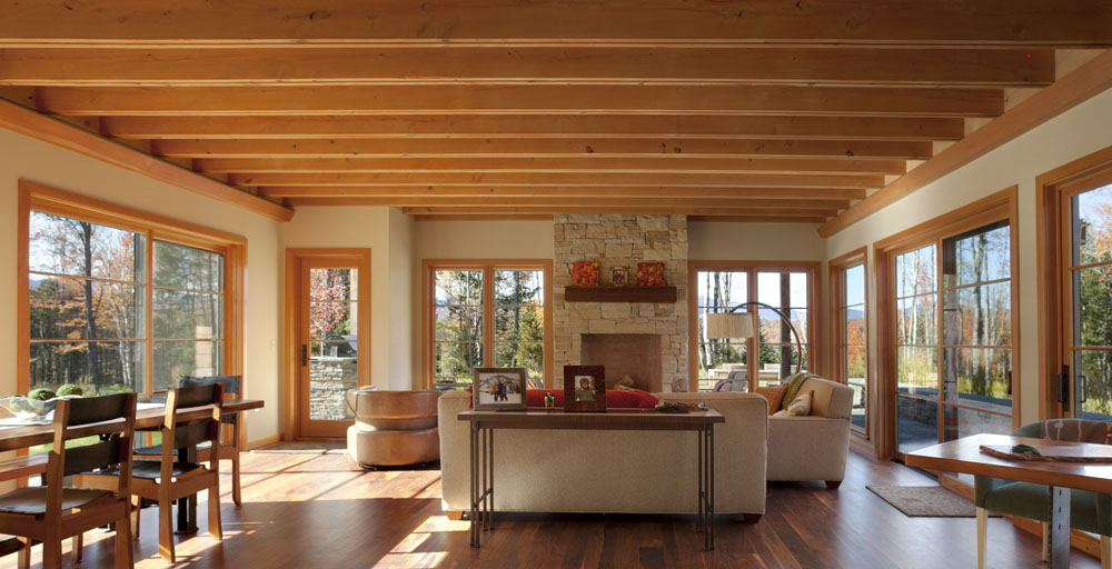 Stowe Vermont Archit
