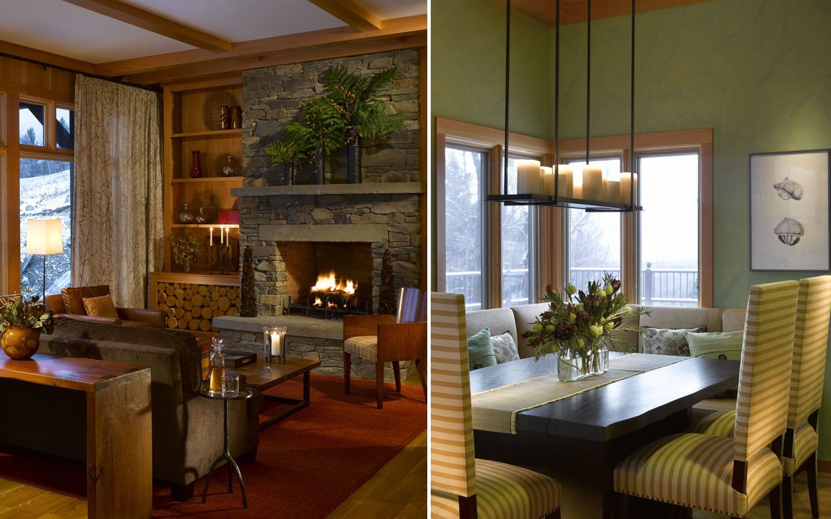 interiors private villa truexcullins architecture interior design