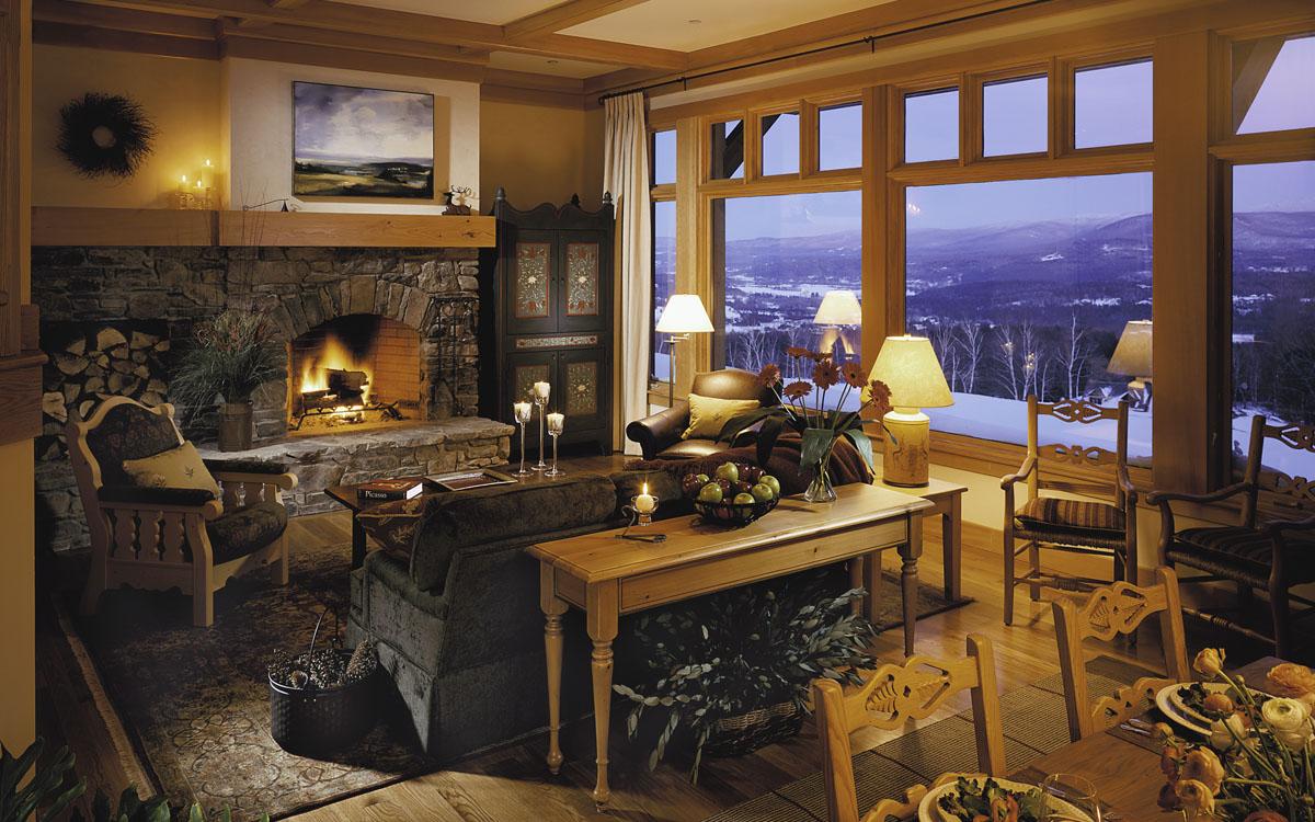 Trapp family lodge villas truexcullins architecture for Family villas