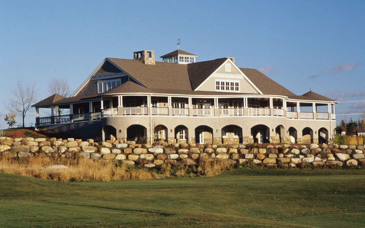Vermont National Country Club Truexcullins Architecture Interior Design