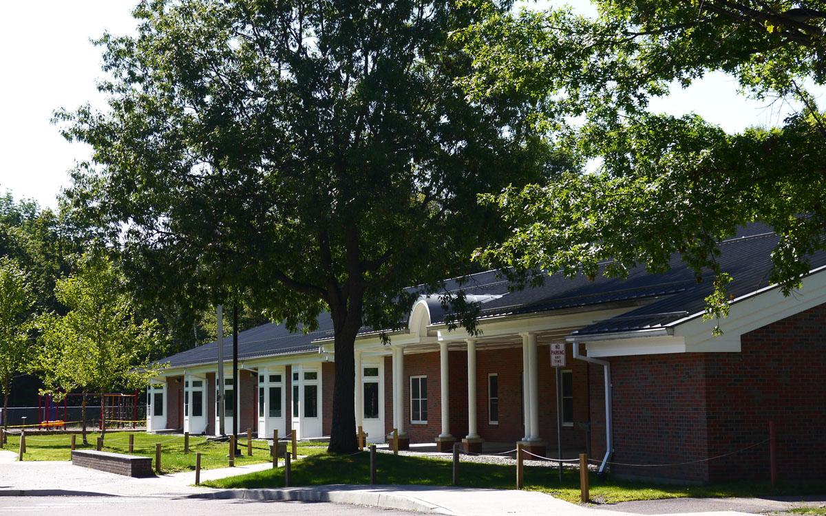 Richmond Elementary School Truexcullins Architecture