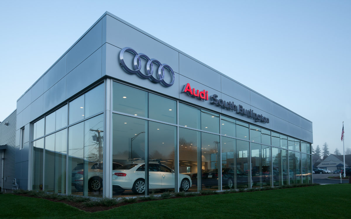 Audi Car Dealership