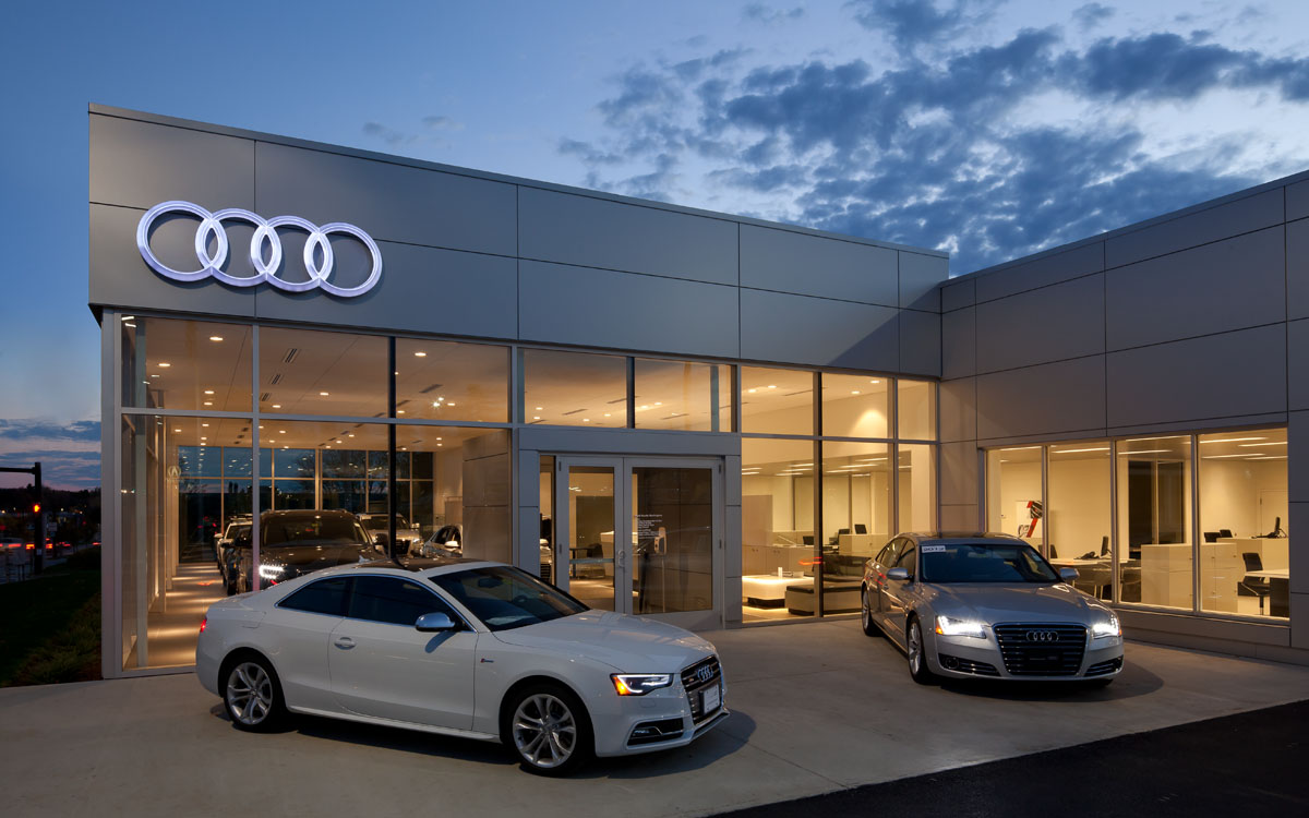 Audi Showroom And Service Center Audi Showroom Amp Service