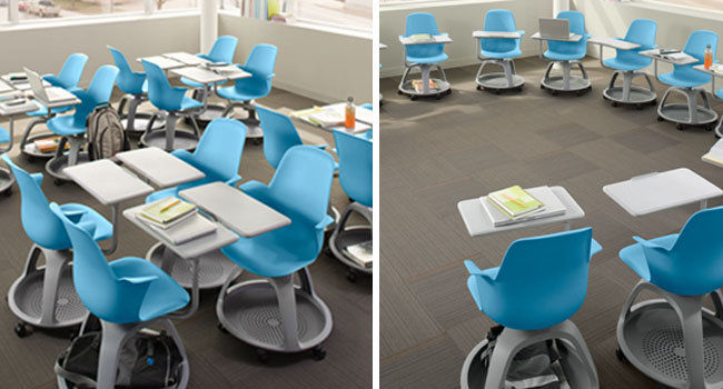 Digital Crayon Flexible Furniture Design