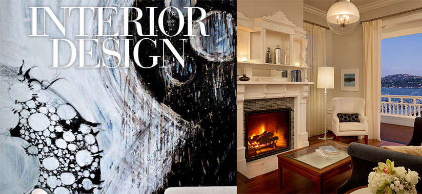 Interior Design Magazine Features TruexCullins Designs