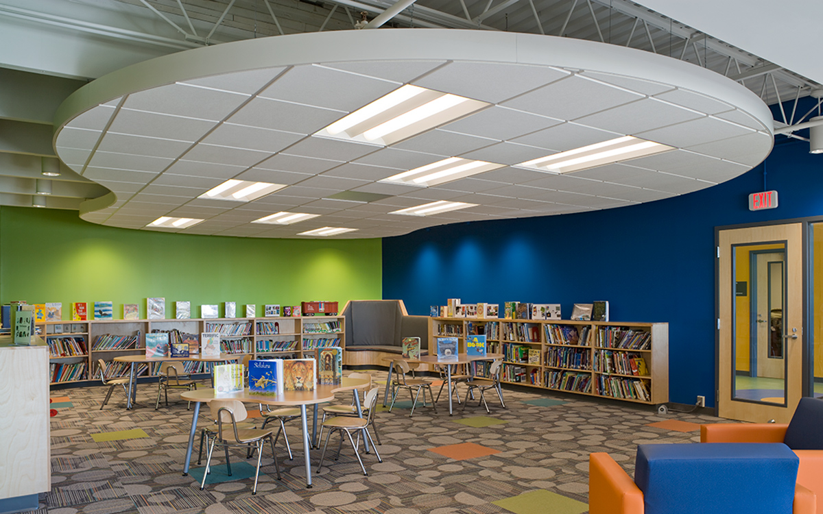 New school facility in East Montpelier