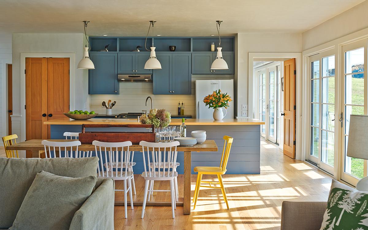 VT Farmhouse Kitchen