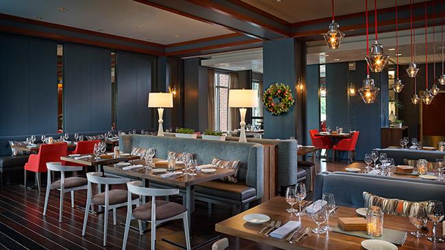 Bleu Northeast Seafood Restaurant