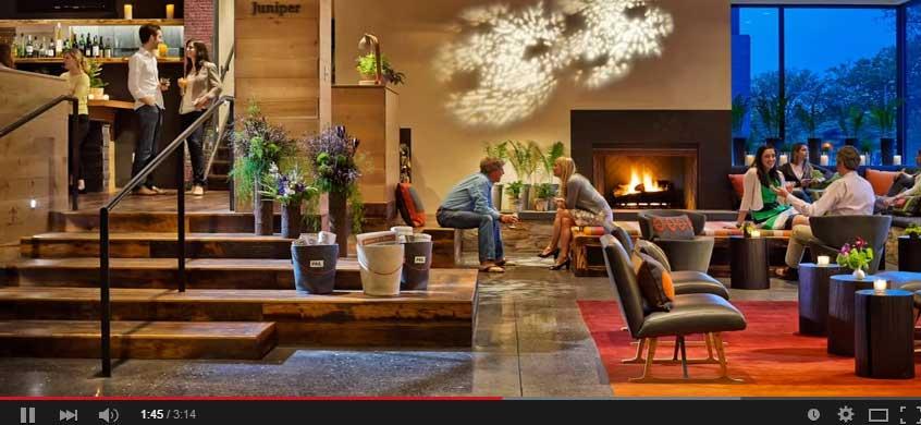 Hotel Vermont Lobby