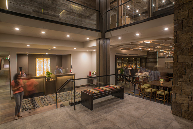 Jackson wyoming s newest luxury hotel opens with modern mountain
