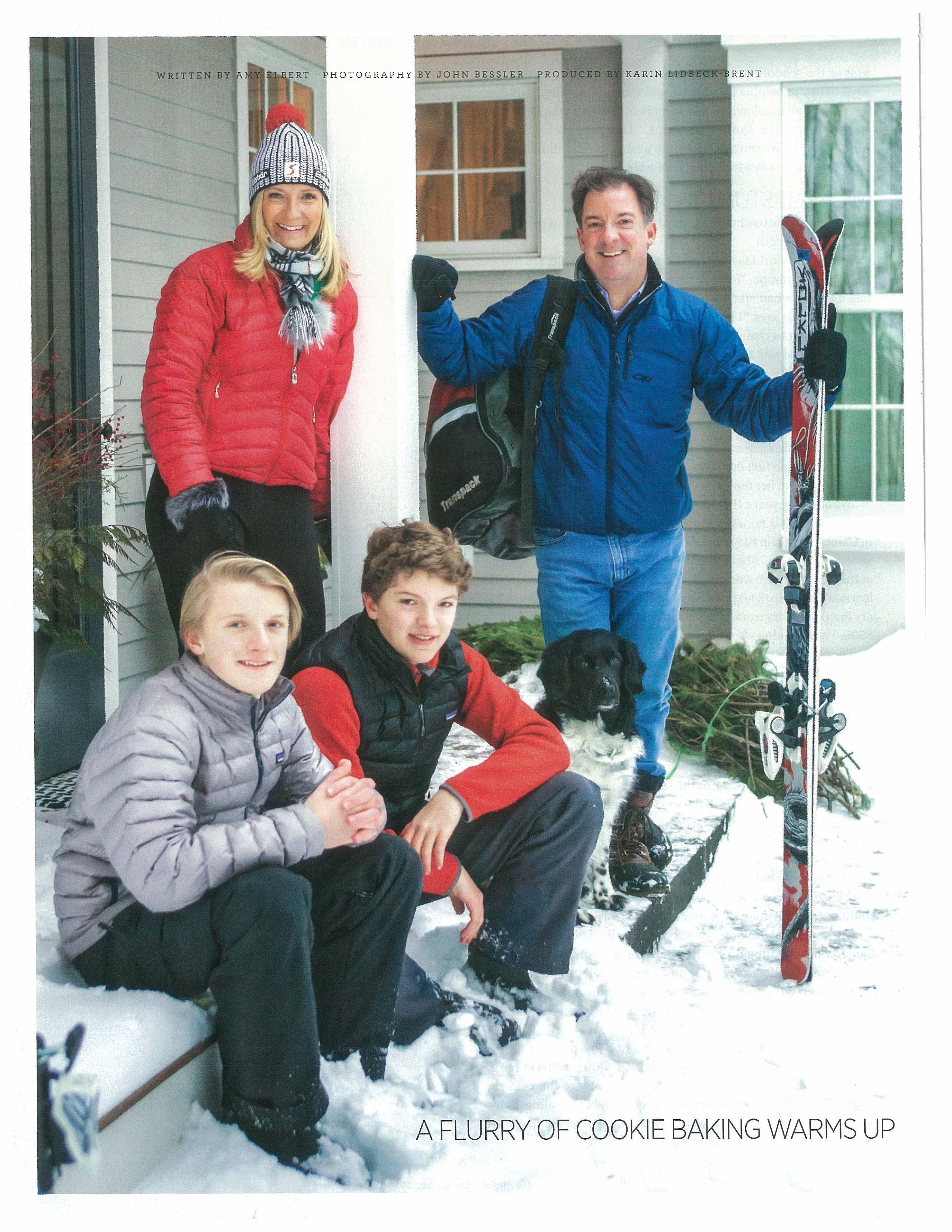 Vermont Designers Home