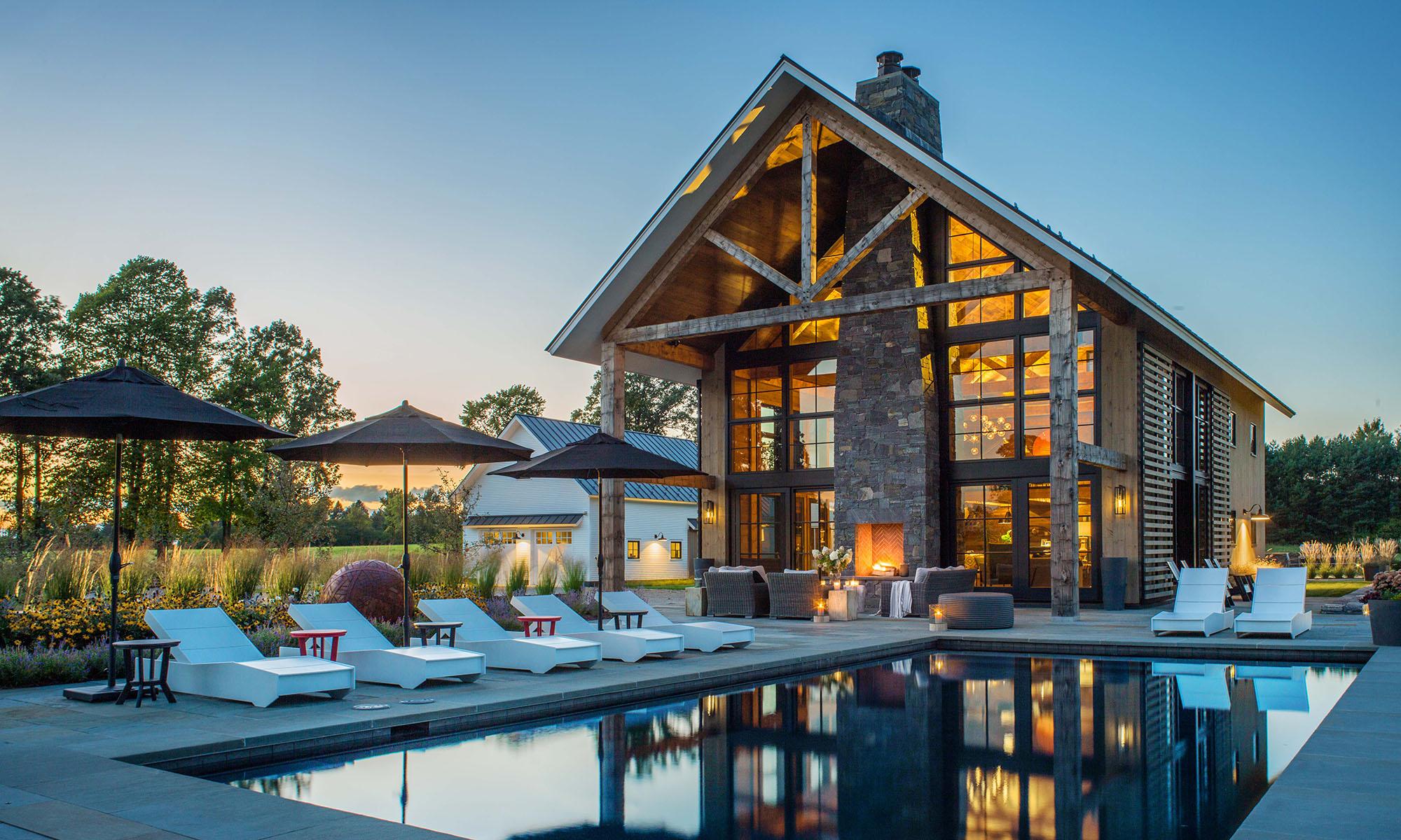Moxie Hill Farm Cliff House Resort