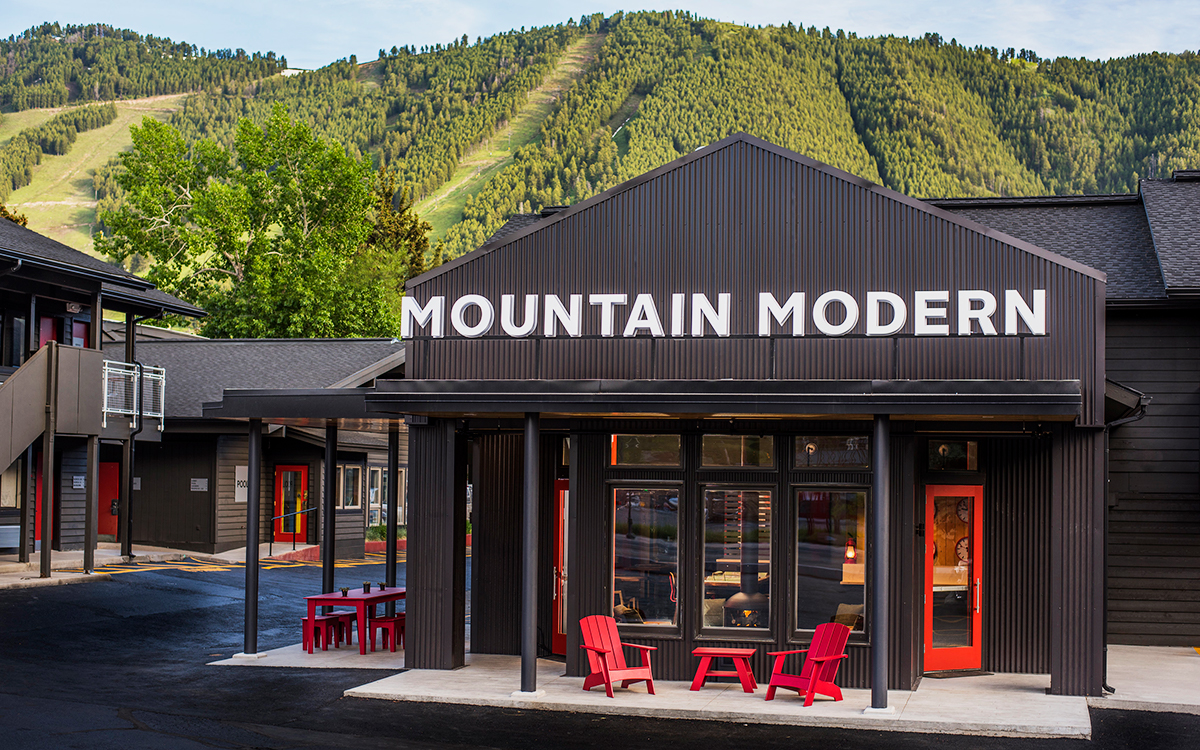 Mountain Modern Motel Jackson UnitedStates