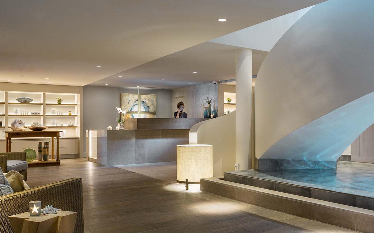 spa at cliff house maine truexcullins architecture interior design