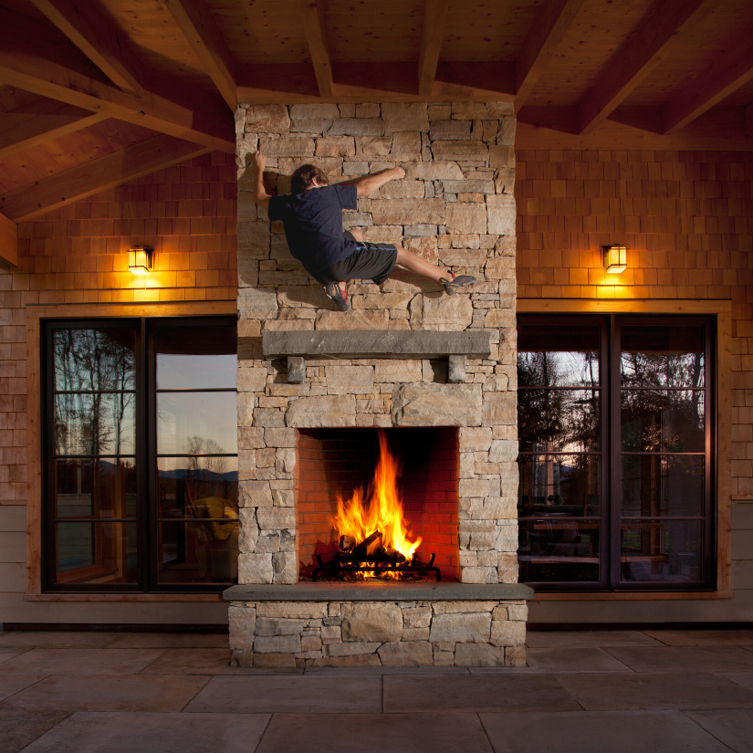 Home is Where the Hearth Is | TruexCullins Architecture + Interior ...