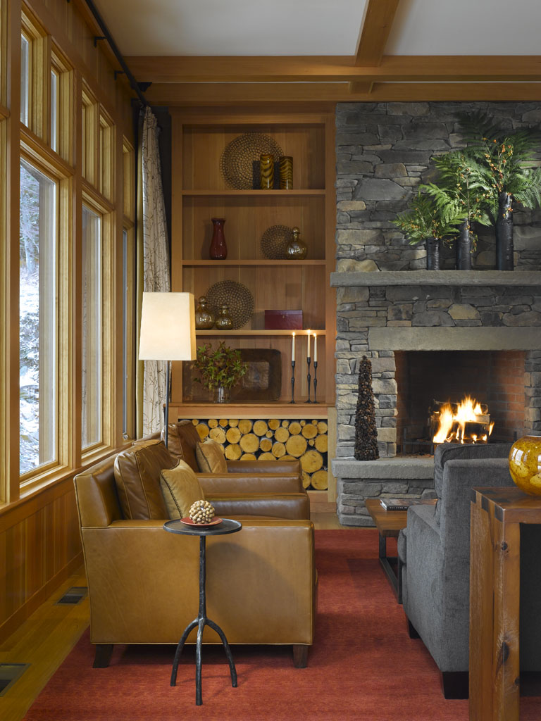 Home is Where the Hearth Is | TruexCullins Architecture ...