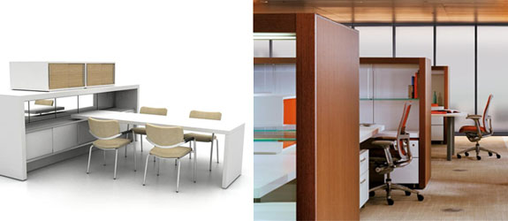 The Same Year That Herman Miller Introduced Vivo, Haworth Came Out With A  New System Of Its Own, But One Taking A Decidedly Different Direction.