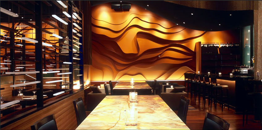 Top five las vegas interiors truexcullins architecture for Las vegas interior designers