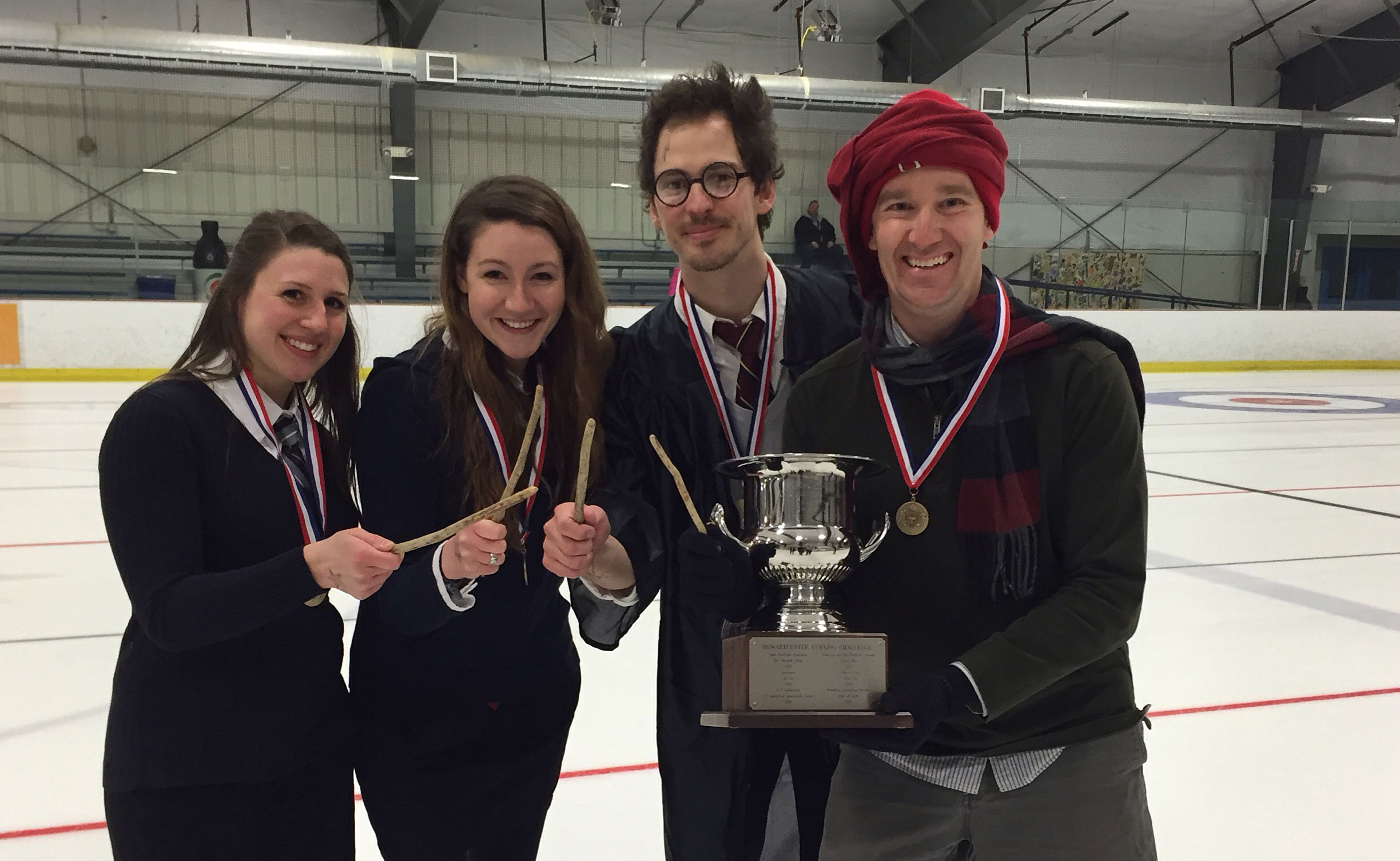 Vermont Curling Team